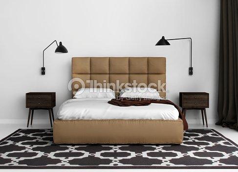 Stunning Lederbett Modern Schlafzimmer Images - Farbideen fürs ...