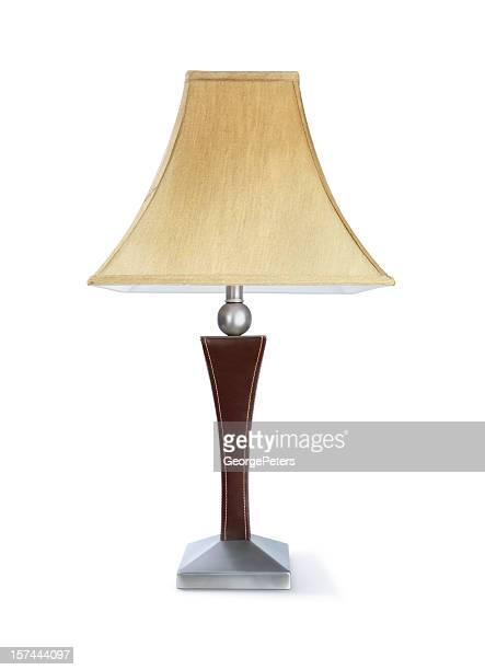 Contemporary Lamp with Clipping Path