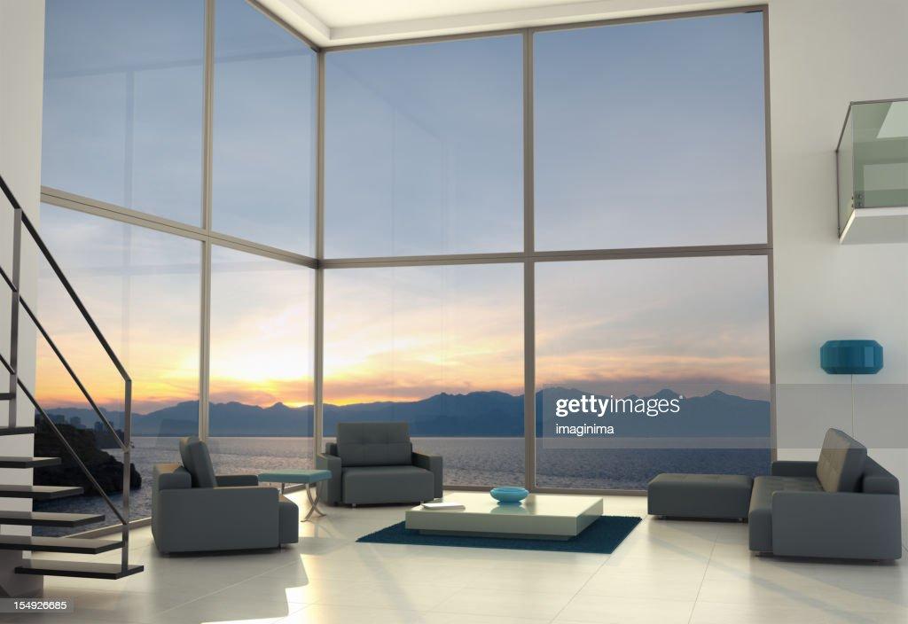 Contemporary Loft Interior Design