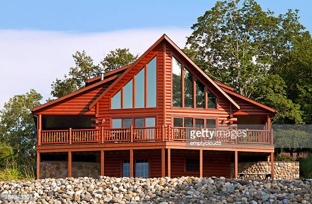 Moderne Log House