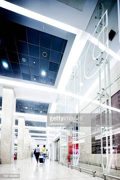 Centro comercial contemporáneo