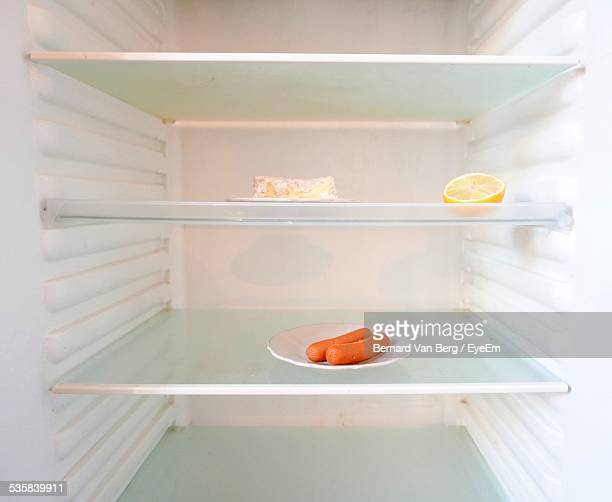 Contents Of Fridge