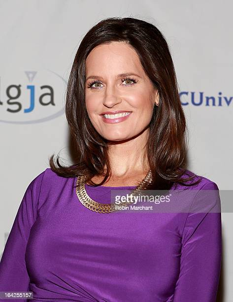 Contessa Brewer attends National Lesbian And Gay Journalists Association 18th Annual New York Benefit on March 21 2013 in New York United States
