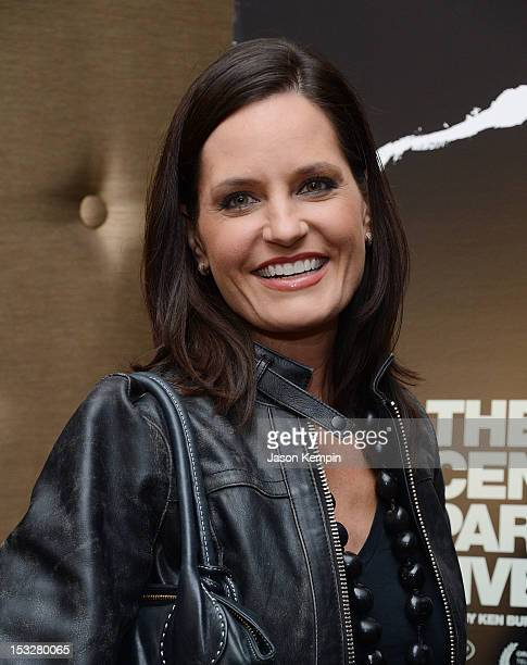 Contessa Brewer attends 'The Central Park Five' New York Special Screening at Dolby 88 Theater on October 2 2012 in New York City