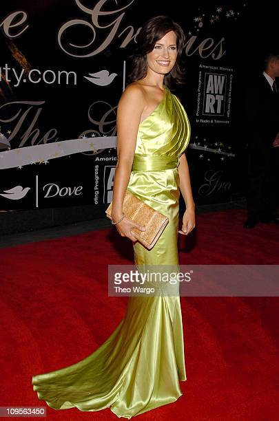 Contessa Brewer during American Women in Radio Television 30th Annual Gracie Allen Awards Arrivals at New York Marriot Marquis Hotel in New York City...