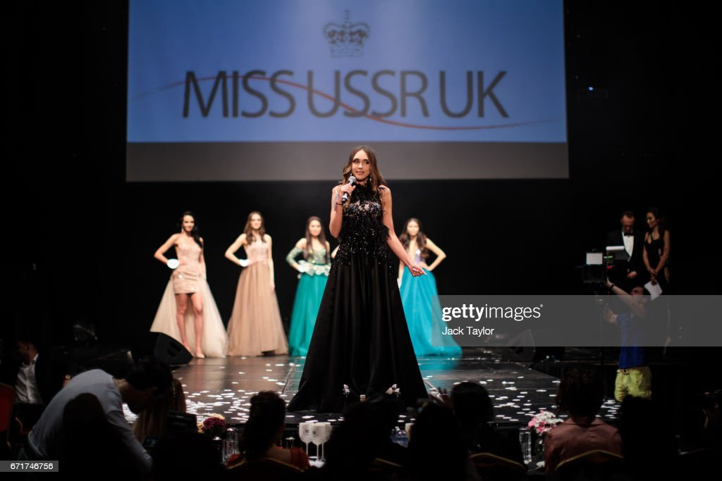 London Hosts Miss USSR UK Beauty Pageant