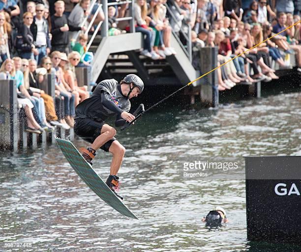 Contestant at Cope'n'waken 2016, Copenhagen, Denmark