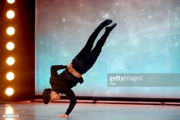 A contestant at the Los Angeles auditions for SO YOU THINK YOU CAN DANCE premiering Monday June 12 on FOX