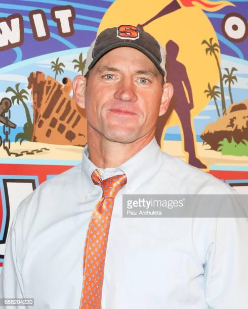 Contestant Brad Culpepper attends CBS' 'Survivor Game Changers Mamanuca Islands' at CBS Studios Radford on May 24 2017 in Studio City California
