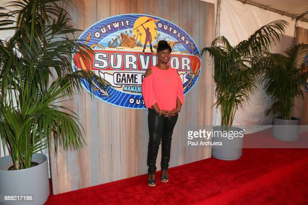 Contestant Cirie Fields attends CBS' 'Survivor Game Changers Mamanuca Islands' at CBS Studios Radford on May 24 2017 in Studio City California