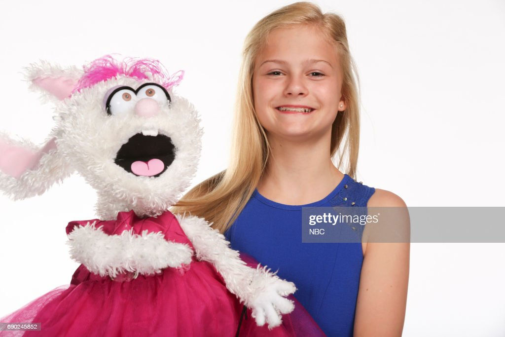 S GOT TALENT -- 'Contestant Mini Gallery' -- Pictured: Darci Lynne -- (Photo by: Vivian Zink/NBC/NBCU Photo Bank via Getty Images