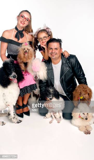 S GOT TALENT 'Contestant Mini Gallery' Pictured Pompeyo Family Photo by Vivian Zink/NBC/NBCU Photo Bank via Getty Images