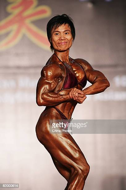 Asian Bodybuilder Women 5