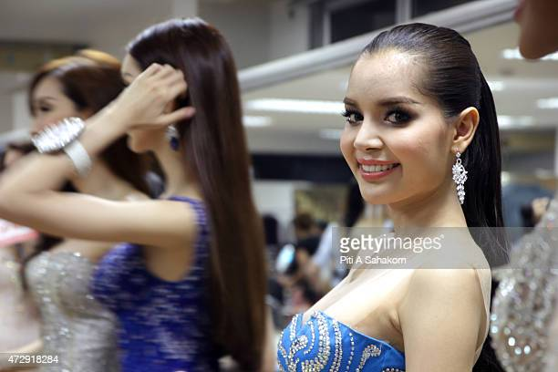 Asian Beauty Pageant Stock Photos - 31.0KB