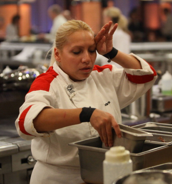Sandra Hells Kitchen
