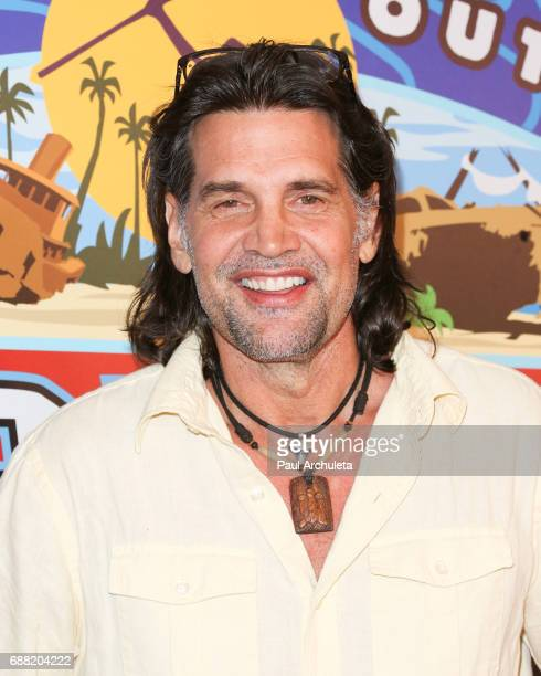 Contestant Troyzan Robertson attends CBS' 'Survivor Game Changers Mamanuca Islands' at CBS Studios Radford on May 24 2017 in Studio City California