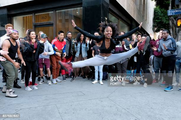Contestants at the Los Angeles auditions for SO YOU THINK YOU CAN DANCE premiering Monday June 12 on FOX