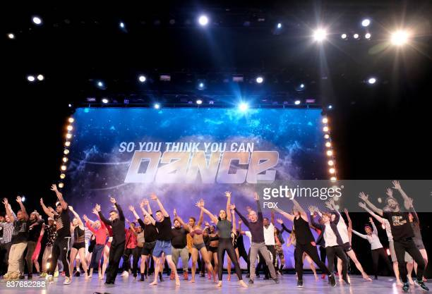 Contestants at the New York auditions for SO YOU THINK YOU CAN DANCE premiering Monday June 12 on FOX