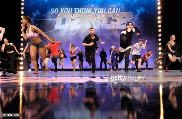 Contestants at the New York auditions for SO YOU THINK YOU CAN DANCE airing Monday July 10 on FOX
