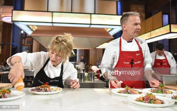Contestants in the allnew Episode Ten episode of THE F WORD WITH GORDON RAMSAY airing Wednesday August 9 on FOX