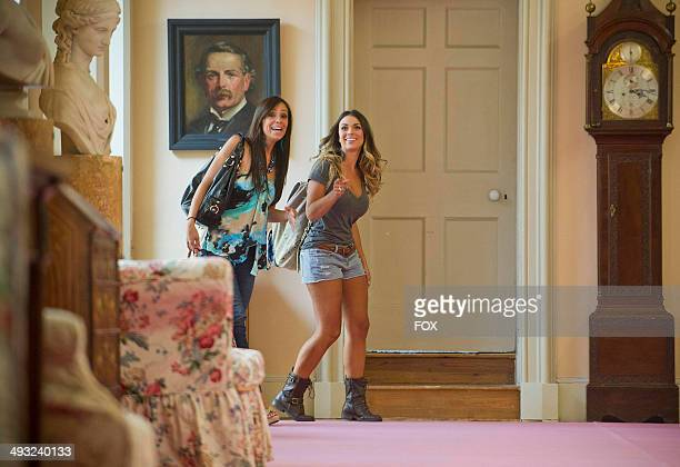 MARRY 'HARRY' Contestants Kimberly and Meghan in the Season Premiere episode of I WANNA MARRY 'HARRY' airing Tuesday May 20 2014 on FOX