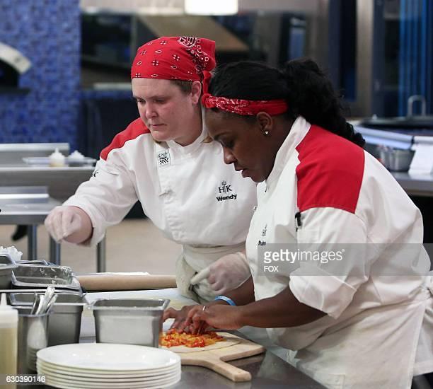 Shaina Hells Kitchen