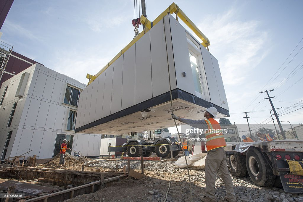 Operations During Nemo Building Systems Modular Housing