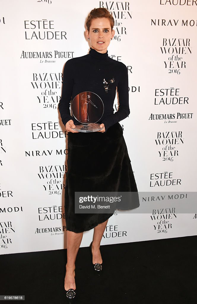 Harper's Bazaar Women Of The Year Awards 2016 - Awards
