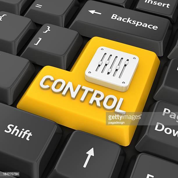 Kontrolle Eingabetaste