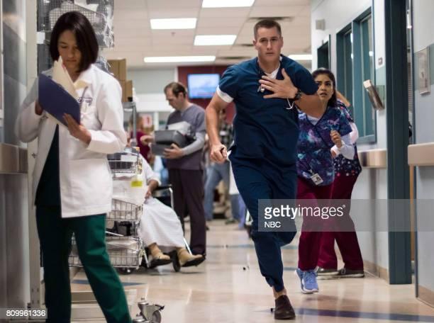 SHIFT 'Control' Episode 404 Pictured Brendan Fehr as Drew Alister Alma Sisneros as Nurse Jocelyn