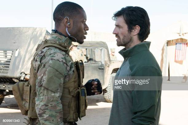 SHIFT 'Control' Episode 404 Pictured Jack Forcinito as Unit Commander Eoin Macken as TC Callhan