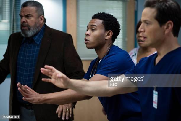 SHIFT 'Control' Episode 404 Pictured John Cothran as Carl Mills Robert Bailey Jr as Paul Cummings Scott Wolf as Scott Clemmens