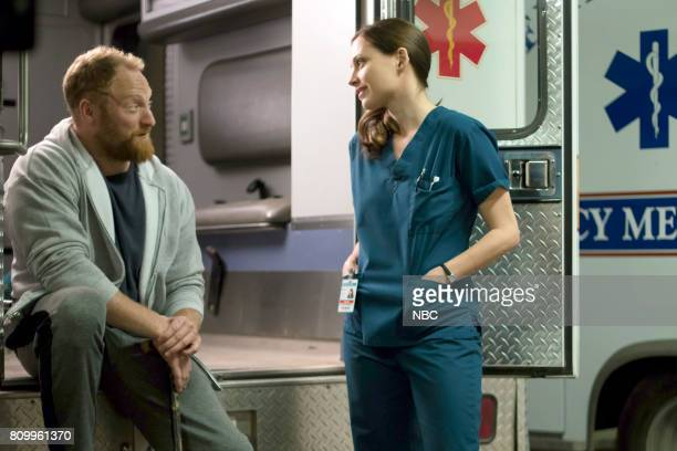 SHIFT 'Control' Episode 404 Pictured Mc Brandt as Mac Riley Jill Flint as Jordan Alexander