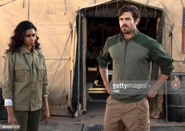 SHIFT 'Control' Episode 404 Pictured Rana Roy as Amira Eoin Macken as TC Callahan