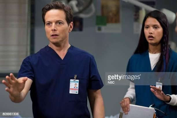 SHIFT 'Control' Episode 404 Pictured Scott Wolf as Scott Clemmens Tanaya Beatty as Shannon Rivera