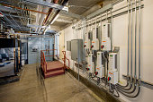 Zonal controls for industrial HVAC system