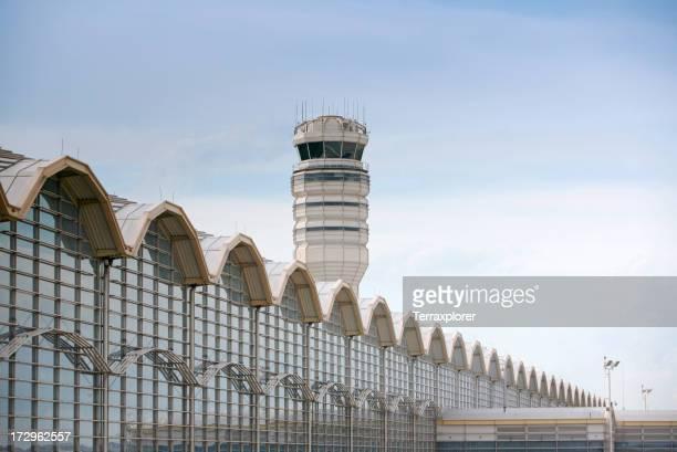 Control Tower am Flughafen