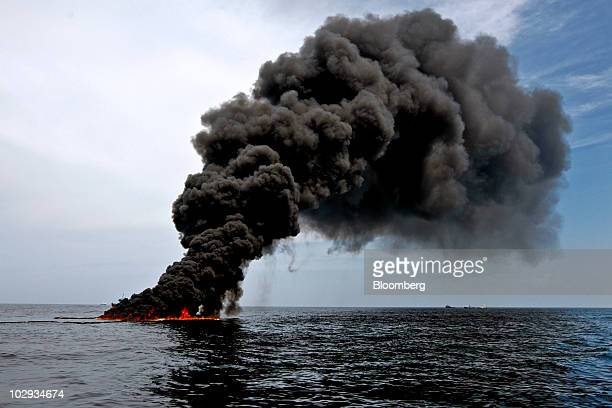 Deepwater Horizon Stock Photos and Pictures   Getty Images