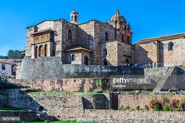 Convent of Santo Domingo, Korikancha, in Cusco, Peru