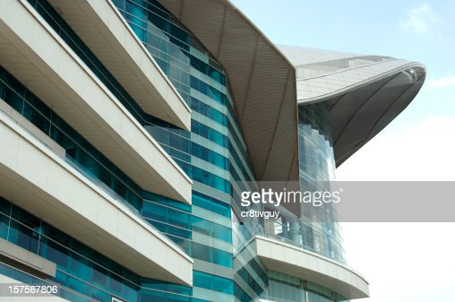 Convention Center Architectural Feature
