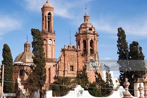 Convento de Guadelupe.