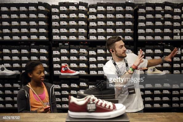 converse sales associate