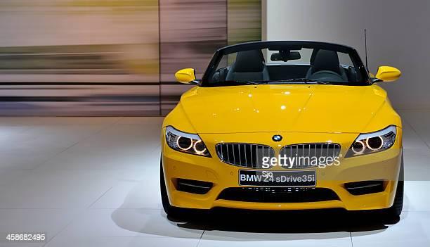 BMW Z4 Cabrio Sport-Vorderansicht