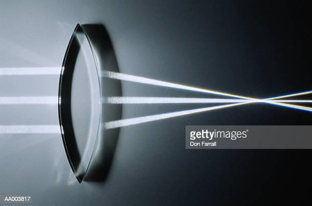 Convex Optical Lens