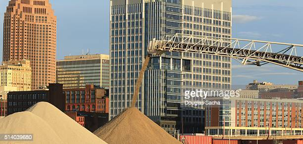 Boring Building Material : Oil drilling barge stock photos and pictures getty images
