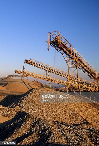 Conveyors, Gravel Quarry
