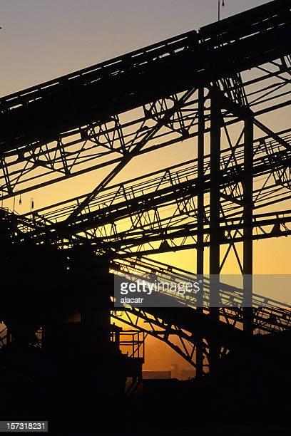 Conveyors, Gravel Quarry