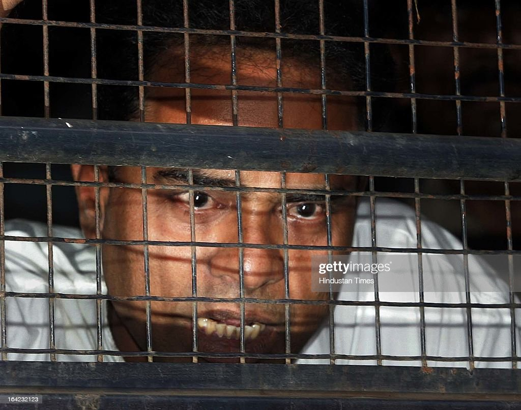 TADA convict Mohammed Farooq Pawle who was given death sentence in 1993 Mumbai serial blast case on July 25, 2007 in Mumbai, India. On March 21, 2013 after 20-year-long judicial proceedings in 1993 Mumbai Serial Bomb Blasts Case, Supreme Court upheld the death sentence of Yakub Abdul Razak Memon, a key conspirator with Dawood Ibrahim in the 1993 Mumbai serial blasts, and ordered that Bollywood actor Sanjay Dutt return to jail to serve three-and-a-half years sentence for possessing illegal arms. 257 people were killed in serial blasts in Mumbai on March 12, 1993.