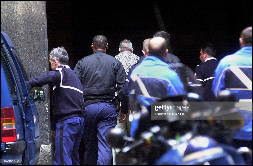 ... Patrick Dils' Appeal Trial On April 17Th, 2002 In Lyon, France. Show