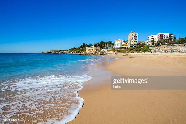 Coogee Beach in Sydney, Australia